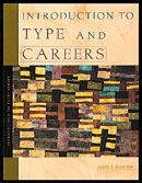 MBTI® Books - Introduction to Type® and Careers - MBTI® Careers - Myers Briggs® Book