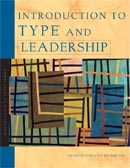 MBTI® Books - Introduction to Type® and Leadership - Myers Briggs® Book on MBTI® Leadership