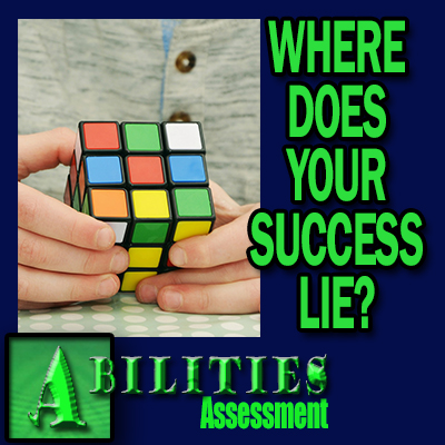 Career Abilities Assessments - Where does your success lie?