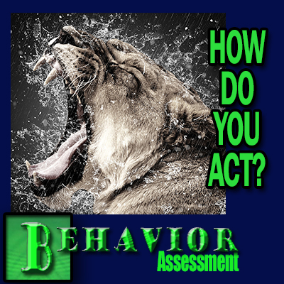 Behavior Assessments for Career - Behavioral Career Assessments for a new career