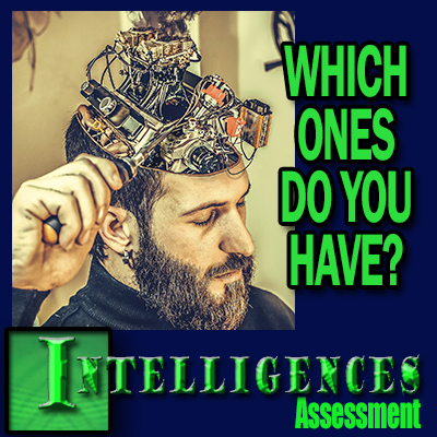 Intelligences Assessment - Which ones do you have?