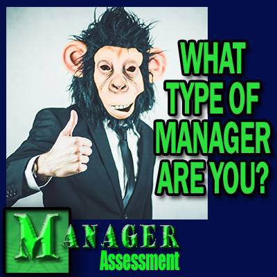 Manager Assessment - What type of manager are you?
