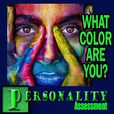 Personality Assessment - What type of personality do you have - what career will you fit into