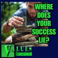 Values Assessment - Where does your success lie